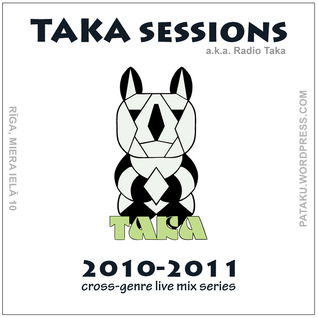 Taka Session 2010.12.22 (part 1)