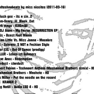 2011-03-16  MNTmeetsHardtechno - 160bpm