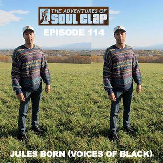 Episode 114: Jules Born (Voices Of Black)