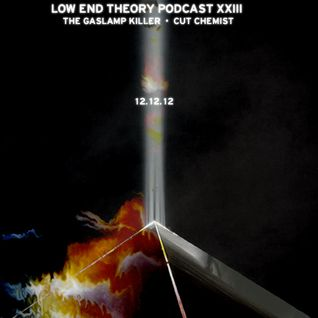 Low End Theory Podcast Episode 23: Gaslamp Killer and Cut Chemist