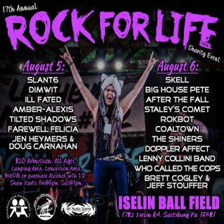 Rock for Life 17 Day 1 Interviews PARS347
