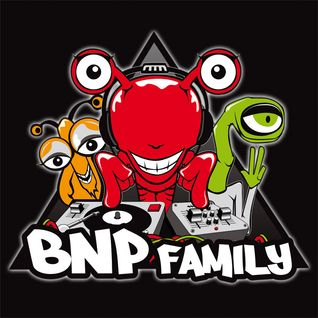 L'Breton - Hardcore Mix (Vinyl) - BNP FAMILY SOUND SYSTEM