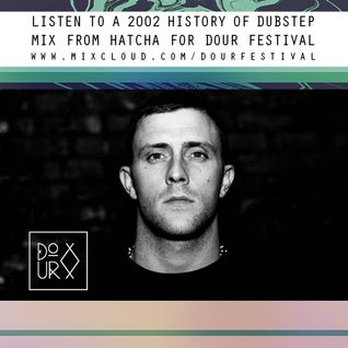 Exclusive Mix - Hatcha X Dour Festival 2014
