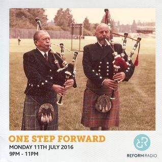 One Step Forward 11th July 2016