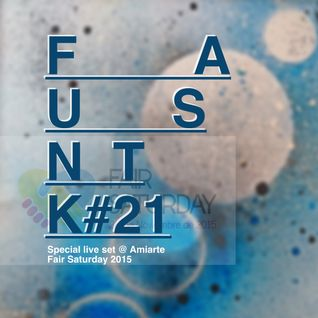 Funkast #21 - Nov 2015 - Live @ Amiarte Fair Saturday