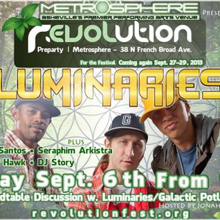 Chill Set After The Luminaries @ The Metrosphere 8.7.13