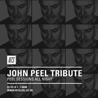 John Peel Tribute (Side B) - 25th October 2014