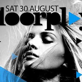 Paul Sparkes - Live @ Floorplay, August 2014 edition