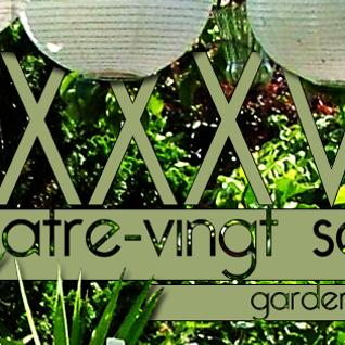 20130716 Quatre-Vingt Sept - Garden Session