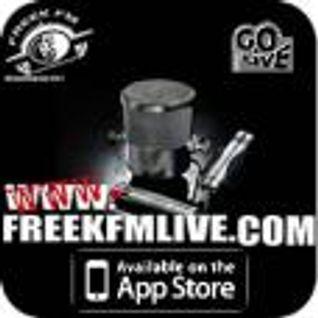 DJ LOLLY @ THE AWARD WINNING WWW.FREEKFMLIVE.COM 6-8PM GMT 28.01.13