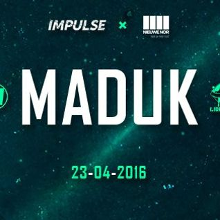 'Impulse D&B ft. Maduk, 23-04-2016' promomix by Battletek