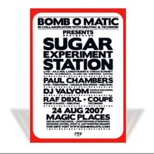 Sugar Experiment Station - Live @Bomb O Matic 24/08/07