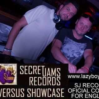 Secret Jams Records Versus Showcase - 03 - Lazyboys (England)  Crossfader Radio - 27.11.2013