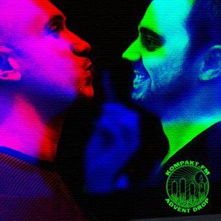 KOMPAKT.FM Advent Drop: Stocksaur DJ Team