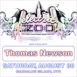Electric Zoo Countdown Mix - Thomas Newson