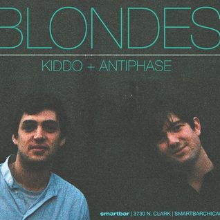 Kiddo & Antiphase @ Smart Bar 4-18-14 pt.1