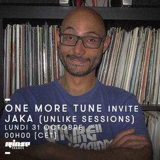 One More Tune #55 - Jaka Guest Mix - RINSE FR - (31.10.16)