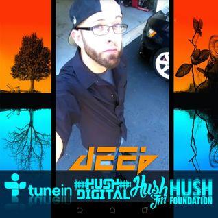 đRum & Bass Friday's with @BrandonDNB on @HushFMRadio (8-19-2016)