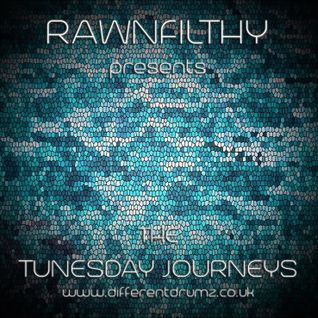 Tunesday Journeys #31 (Xtra) with Rawnfilthy [30-08-16]