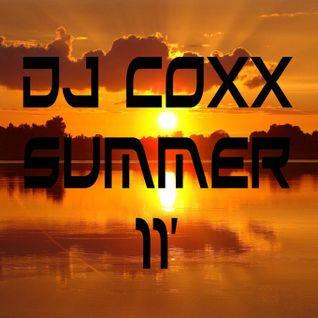 DJ COXX SUMMER 11'