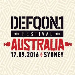 Bipolar & Zario @ Defqon.1 Festival Australia 2016 (Sydney) – 17.09.2016 [FREE DOWNLOAD]