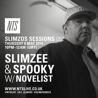 Slimzos Sessions w/ Slimzee, Spooky, Novelist and Faultsz - 8th May 2014
