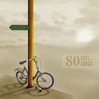 Milky Ray - 80 days in 80 songs