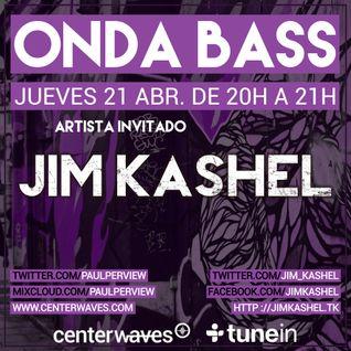 Jim Kashel @ Onda Bass (21/04/2016) www.centerwaves.com