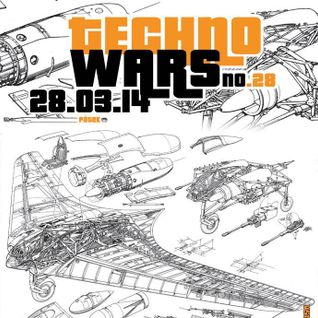 Peter Pea live at Techno Wars 28, Escape music club, Kurim