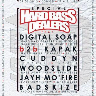 Drum&Bass mix @ CLANG !!! #4 (07/05/2013)