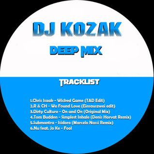 DJ KoZaK - Deep Mix (Sort Vers.)