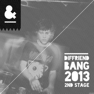 2nd stage set 1.00-2.30 @ BANG feat. BRODINSKI & GESAFFELSTEIN @ 1500m2