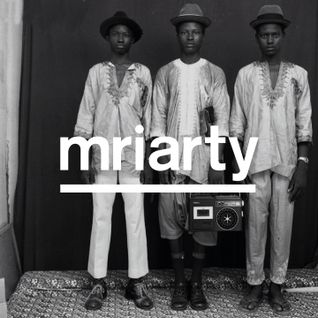 Mriarty w/ boakye music  22/11/15