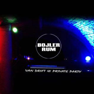 Van Drift @ Bojler Rum 2014