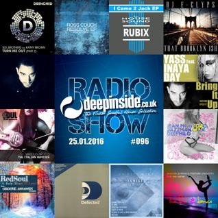 DEEPINSIDE RADIO SHOW 096 (Yass Artist of the week)