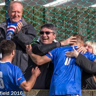 Whitby Town v Marine- 9/4/16- Full match replay