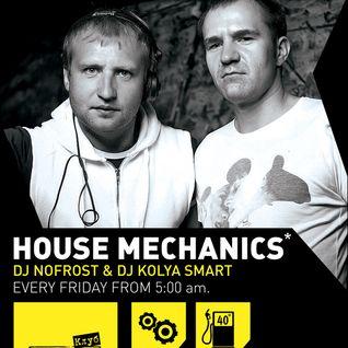 Garage Club House Mechanix 006 mixed by Pasha NoFrost