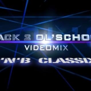 DJ SOLO - BACK 2 OL'SCHOOL V-MIX VOL.3  (R'N'B CLASSIX)