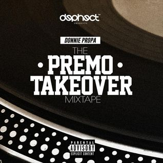 Donnie Propa - Premo Takeover Mixtape