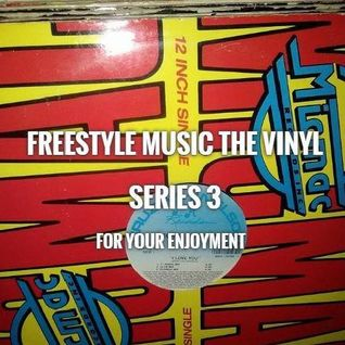 Freestyle Music The Vinyl Series 3 - DJ Carlos C4 Ramos