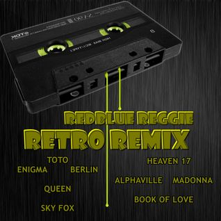 Redblue Retro Remix