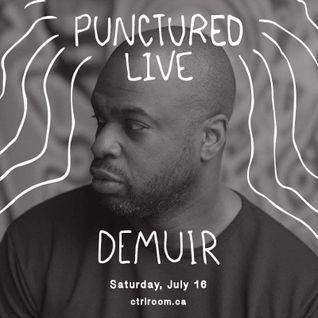 Demuir @ Punctured LIVE EP9 - July 16 2016