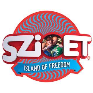 DJ Ren b2b Mentalien - Live at Sziget Festival 15-08-2015