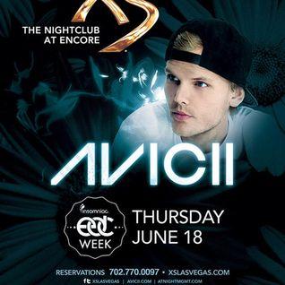 Avicii - Live @ XS Nightclub Las Vegas - 18.06.2015