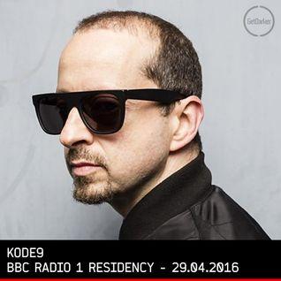 Kode9 - BBC Radio 1's Residency - 29.04.2016