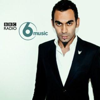 Nerm on BBC 6Music :: September 2012