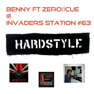 Benny ft. ZERO||CUE @ Invaders Station #63 (January 9th 2016)