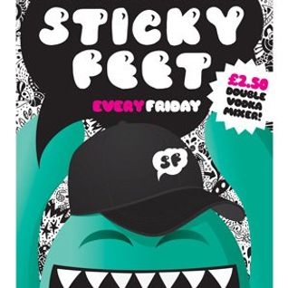 Sticky Feet Competition Mix