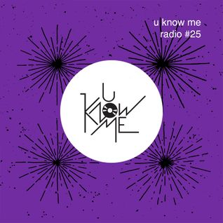 U Know Me Radio #25 | EXCLUSIVE - Holak & W.E.N.A., Daniel Drumz | Photay | Samiyam | Pomrad | AWGS