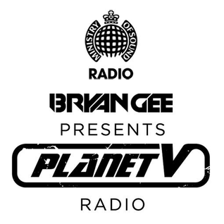 PLANET V ON MINISTRY RADIO WITH BRYAN GEE   ... 6- JUNE - 2014